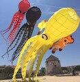 Nova Alta Qualidade 10 m Poder Software Octopus Kite Boa Voador