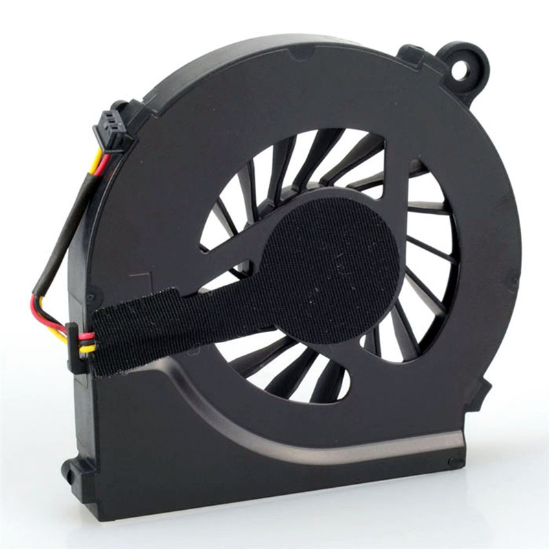 Computer Replacements CPU Cooling Fan Accessory For HP Compaq CQ42 G42 CQ62 G62 G4 Series Laptops Fans Cooler F0224 gzeele new laptop cpu cooling fan fit for lenovo g400s g405s g500s z501 z505 cpu fan notebook cooler 4 pins laptops replacements