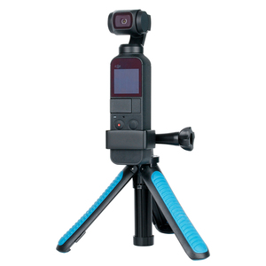 Image 5 - ULANZI OP 3 DJI Osmo Pocket Extension Fixed Stand Holder with GoPro Adapter for Tripods, for DJI Osmo Pocket Gimbal Accessories