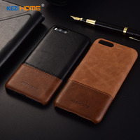 Case For Xiaomi Mi6 Mi 6 KEZiHOME Luxury Hit Color Genuine Leather Hard Back Cover Capa