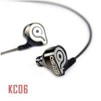 OSTRY KC06 HiFi Professional In-Ear Haute Performance Écouteurs 2 Couleurs