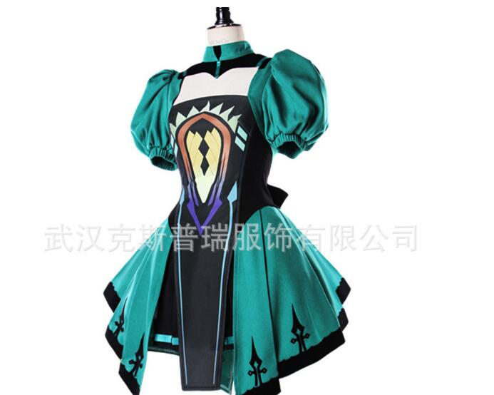 Fate Grand Order Fate Apocrypha Atalanta Tube Tops Dress Halloween Uniform Outfit Anime Cosplay Costumes For Women Rated 4.9 /5