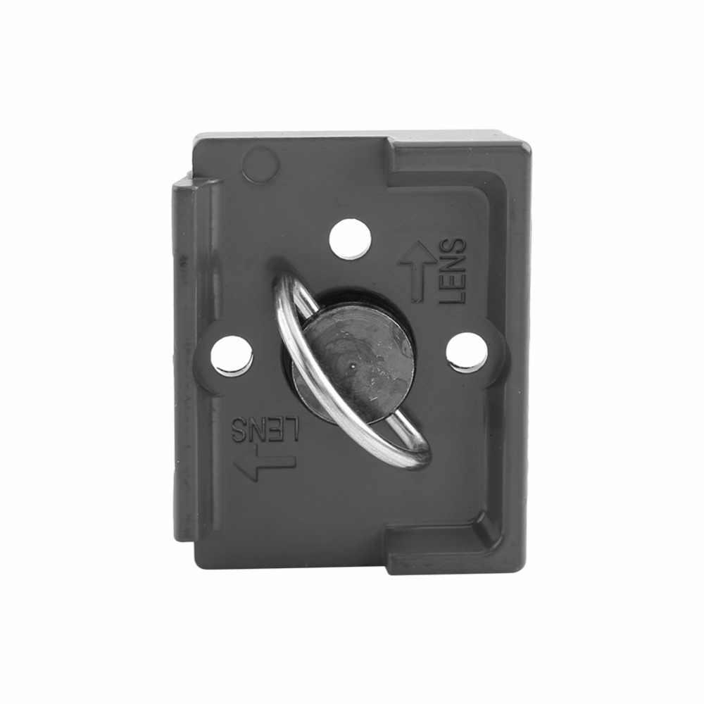 クイックリリースプレート 1/4 ネジ穴クイックリリースプレートマンフロットフィットプレート互換マンフロットため 200PL-14