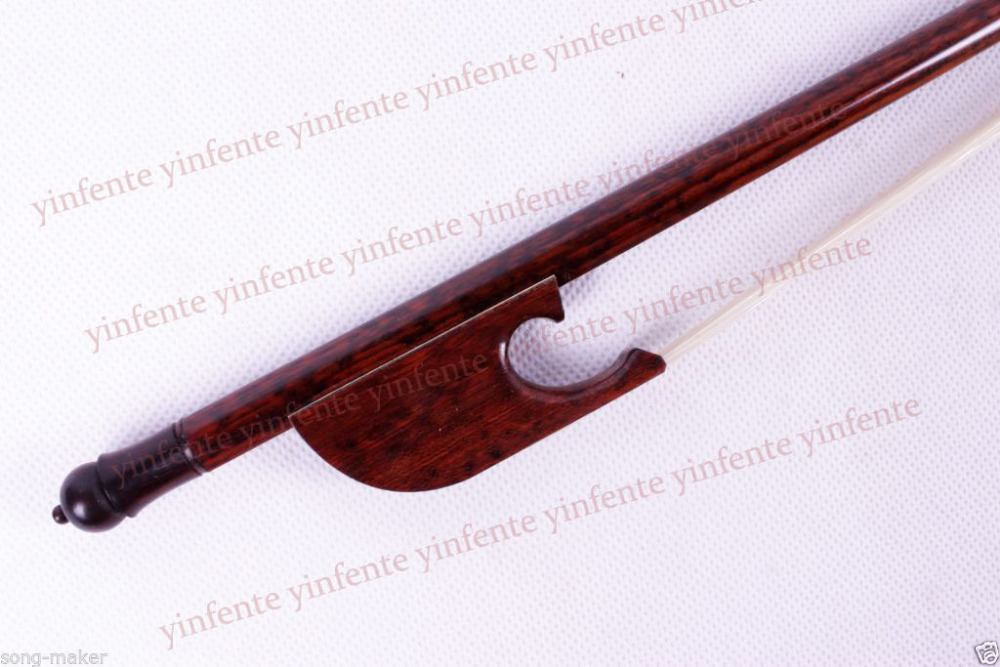 Snakewood Cello Bow Baroque Style Advance Model Good Balance 4/4 1 pc high quality double bass bow 3 4 baroque bass bow snake wood