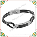 CMB5030 New!  Cremation Leather Bracelet for Ashes Memorial Jewelry Urn Bracelet