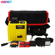 XEAST XE-61A 12 Lines 3D Laser Level Self-Leveling 360 Vertical Horizontal And Vertical Cross Super Powerful Red Laser