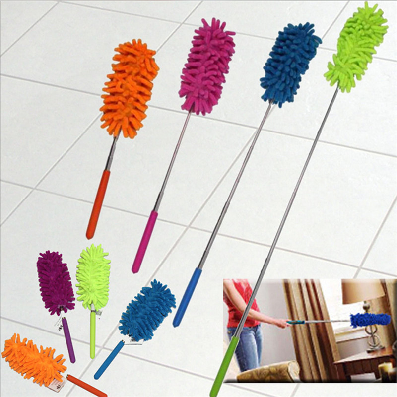 2017 scalable clean duster car wash with dust brush mini stainless steel feather dusters brushes. Black Bedroom Furniture Sets. Home Design Ideas