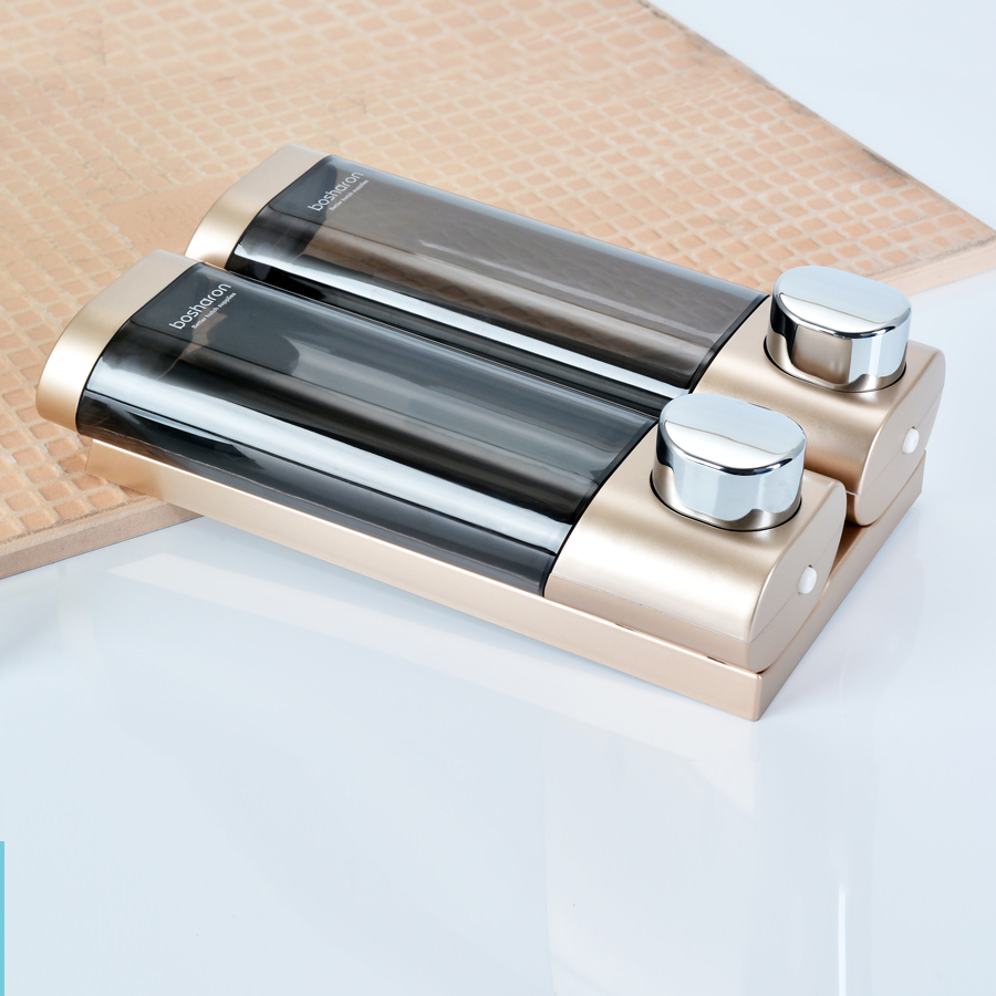 420 ml Yosoo Dispenser Automatico di Sapone a infrarossi con sensore Intelligente a infrarossi per Il Bagno in Acciaio Inox