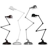 modern retro Loft segment type Jielde mechanical arm floor lamp E27 110 240V for Home Parlor Dining Room