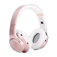 Original SODO MH1 NFC 2in1 Twist out Bluetooth Speaker Headphone Wireless Headset with Microphone