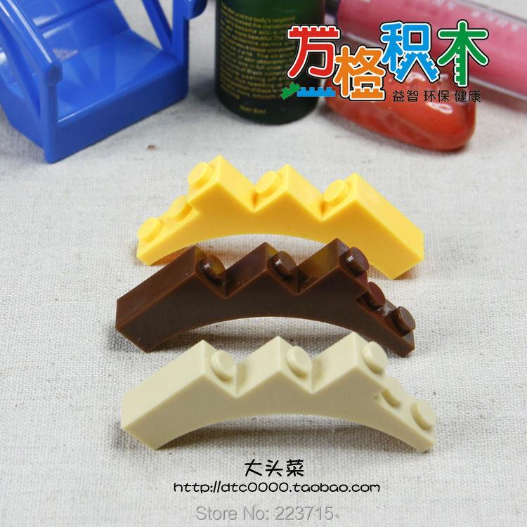 *Arch 1x5x4 * 20pcs DIY Enlighten Block Brick Part No.2339 , Compatible With Other Assembles Particles