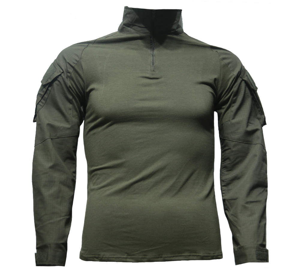 TAK YIYING Men Camouflage Tactical T-shirts Army Green Combat T Shirt Men Long Sleeve Military T-Shirt Men's Hunt T-shirts Outwe classic plaid pattern shirt collar long sleeves slimming colorful shirt for men
