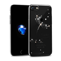 Oringinal KINGXBAR High Quality PC Hard Case With Crystals From Swarovski Rhinestone Case Cover For Apple