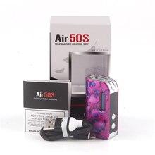 100% Original Smokjoy Air 50S Micro mod Air 50S TC Mod 1400mAh Battery fit Smokjoy atomizer Electronic Cigarette MOD kit