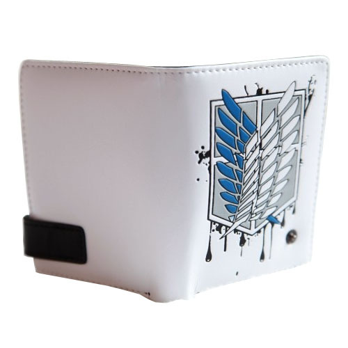 Anime Attack on Titan Cosplay Wallet Purse