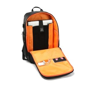Image 5 - Kingsons Donne Zaino Per Il Computer Portatile Con USB di Ricarica Anti furto Borsa Fashional 15 Pollici per Uomini e Donne Daffari рюкзак