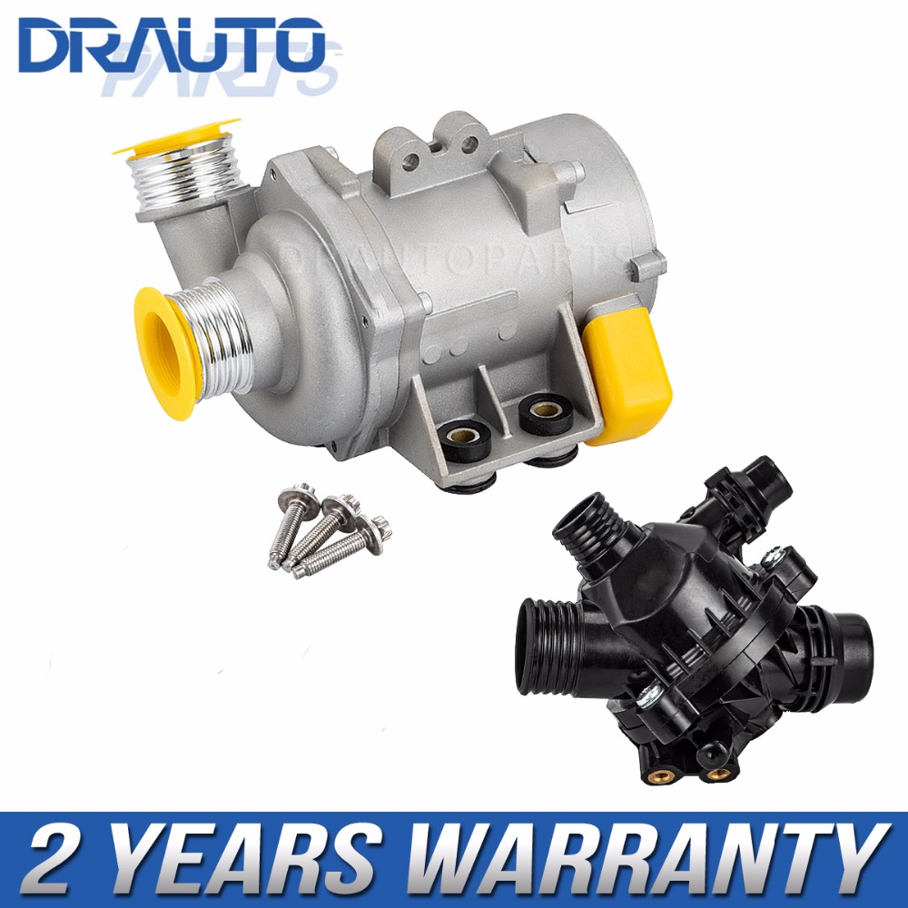 Electric Water Pump Thermostat Bolt Kit For BMW X3 X5 328I 128i 528i OE# 11517586925,11510392553,11537549476