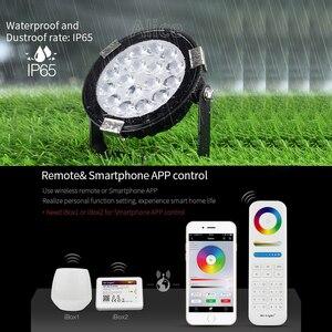 MiLight 9W RGB+CCT LED Garden
