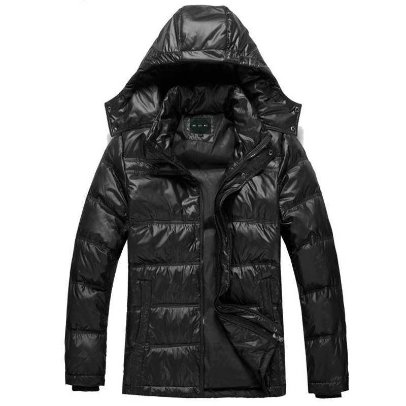 down coat jacket large outerwear men's fashion obese black warm giant male Plus size XL-5XL6XL 7XL 8XL 9XL10XL 11XL 12XL 13XL