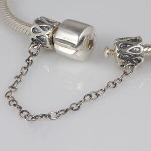 925 серебро безопасный Сеть ювелирных DIY шарики Подходит для Pandora браслет Бесплатная доставка