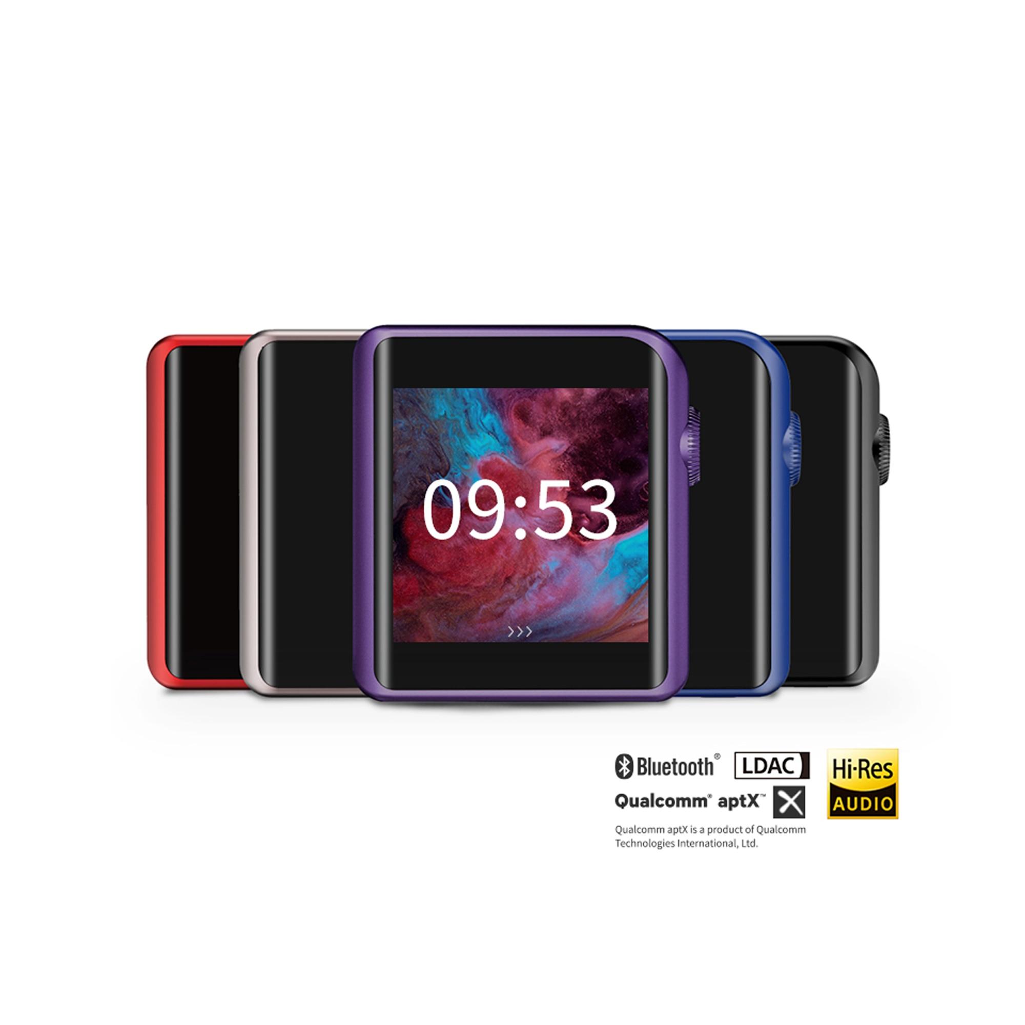 MP3 müzik çalar SHANLING M0 yüksek çözünürlüklü taşınabilir MP3 çalar kayıpsız dijital ses Bluetooth AptX HiFi LDAC DSD ES9218P