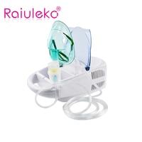 Family Medical Atomization Inhaler Portable Air Compressor Atomizer Medicine Inhale Nebulizer Health Care Asthma Allergy Relief
