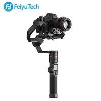 FeiyuTech AK4000 3 оси Камера DSLR Стабилизатор штатива Gimbal 4 кг полезной нагрузки с последующей управление фокусировкой для Canon 5D сумка для камеры