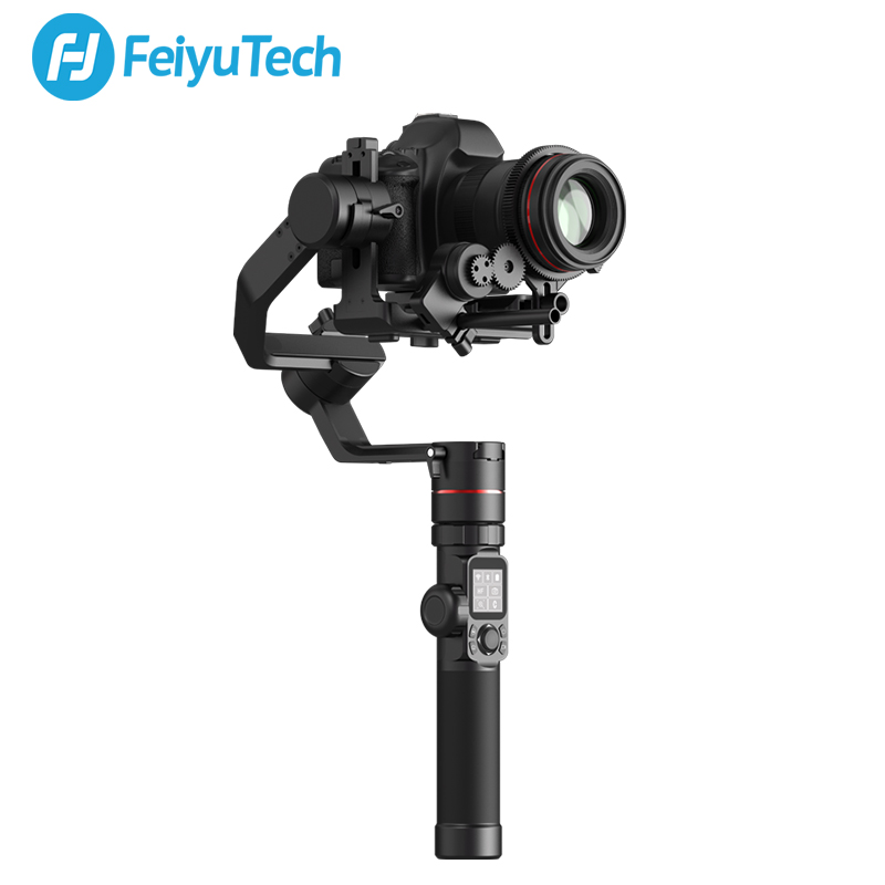 Feiyutech Ak4000 3 Axis Camera Dslr Tripod Stabilizer