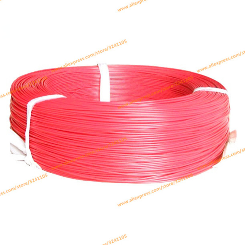 L1007AWM-22AWG Cable wire Lead wire Electronic wire 610m
