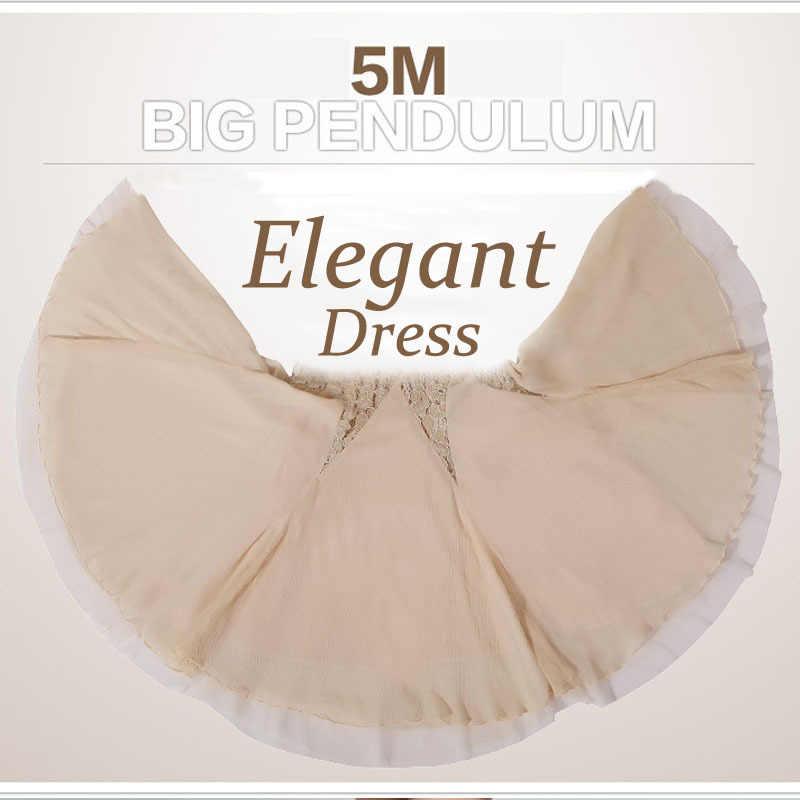 e8e1b80d8a 2017 spring summer women's fashion organza dress knee length lace bottom  expansion one-piece dress wedding party dress