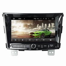 Quad Core 2 din 8″ Android 5.1 Car video dvd player for SsangYong Tivolan 2014 2015 With16GB ROM Radio GPS 3G WIFI Bluetooth USB