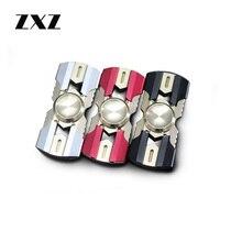 ZXZ Warrior Armor Spinner Finger Fidget EDC Stress Toy Metal Hand Spinner Fidget Spiner