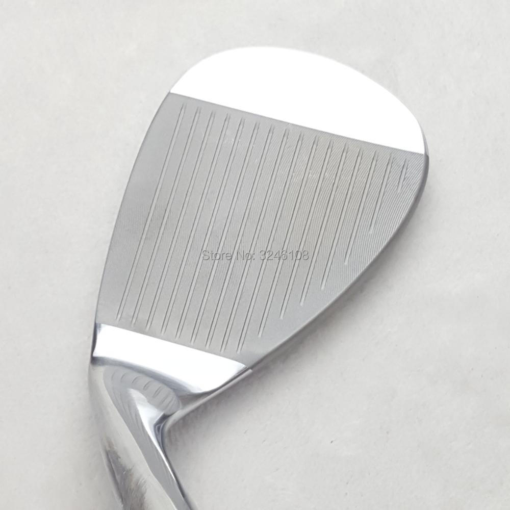New Men Golf wedges Golf Clubs Vokey SM7 wedges serie Silver 50/52/54/56/58/60 And silver SM6 Limited Edition 52 56 60