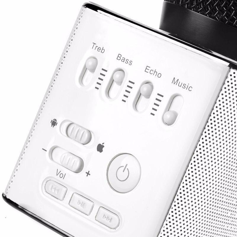 ორიგინალი ბრენდი Q9 Magic Bluetooth - პორტატული აუდიო და ვიდეო - ფოტო 3