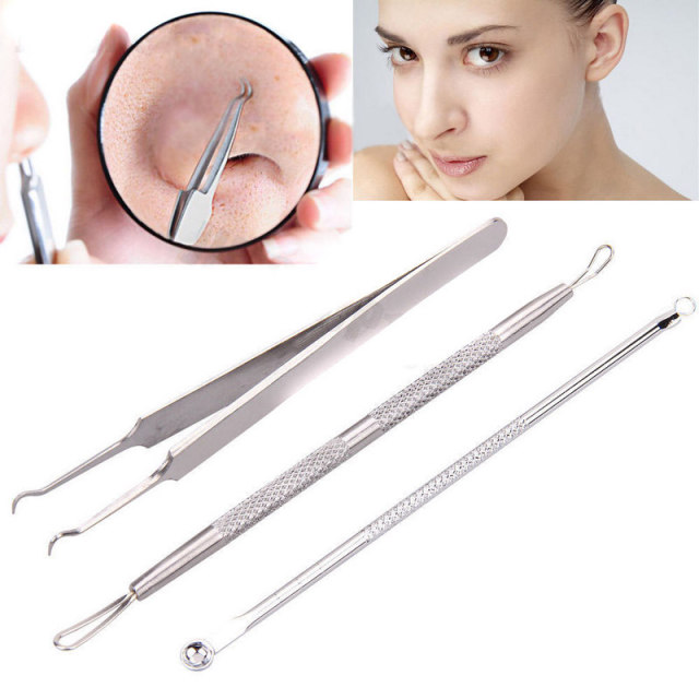 Cosmetic Kit for Blackhead