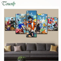diy full square diamond embroidery Cartoon japan Anime paint 5d diamond painting cross stitch mosaic pictures needlework kits