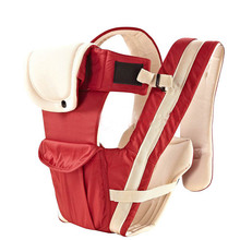 Updated 2-30 Months Breathable Multifunctional Front Facing Baby Carrier Infant Baby Sling Backpack Pouch Wrap Baby 2016 newest top quality brand organic cotton baby carrier infant carriers sling baby suspenders classic kids backpack page 8