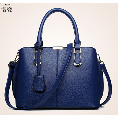 XIYUAN BRAND chinese style fashion women handbags shoulder bag pu leather mother totes bags silver/black/blue crossbody bolsas xiyuan brand ladies beautiful and high grade imports pu leather national floral embroidery shoulder crossbody bags for women