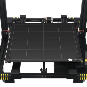Image 4 - ANYCUBIC Chiron 3D Printer Heatbed Ultrabase Hotbed Platform Plate Easy Remove Square 430x410x4mm 12V/24V High Quality