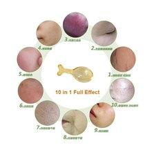 Whitening Anti Aging Acne remover Snail Repair Ampoule Capsule Face Essence Skin Care Facial Cream Serum