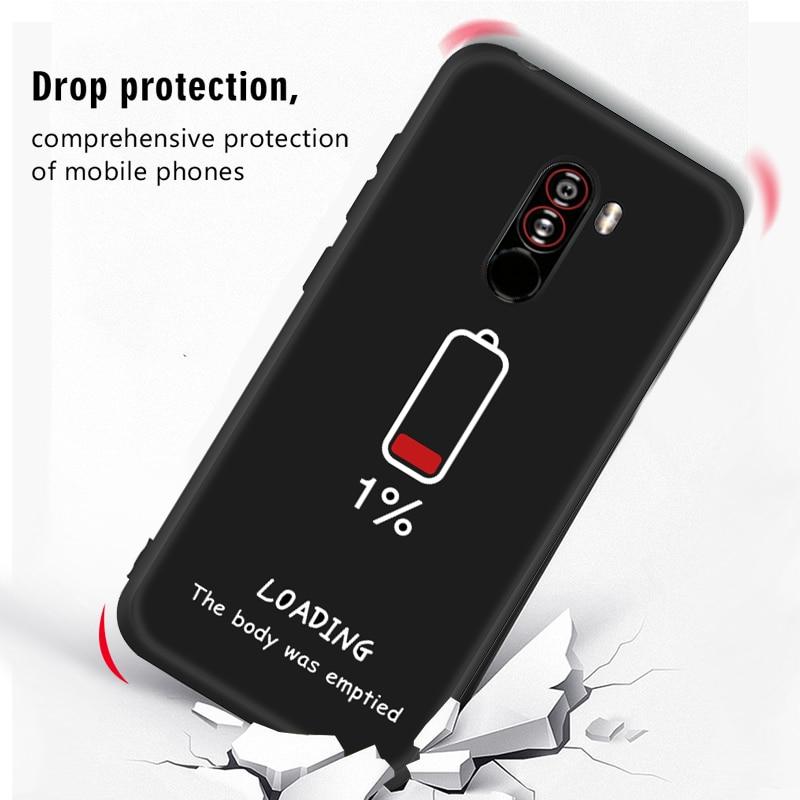 Malowane telefon obudowa do Xiaomi mi 8 Lite mi A2 Lite A1 6 6X 5X mi 8 Pocophone F1 ochronne etui na Xiaomi mi x 2 S 3 Max 3 2 przypadku
