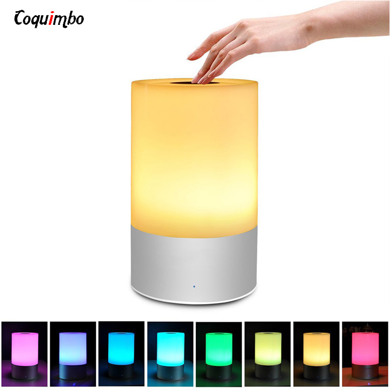 Touch Control Baby Night Light Novelty Kids Night Lamp LED Girl Boy Gift USB Sensor Children Room Toys Table Lamps remote control led light creative monje smart air purifier wireless night lights sensor lamps gift table desk lamp
