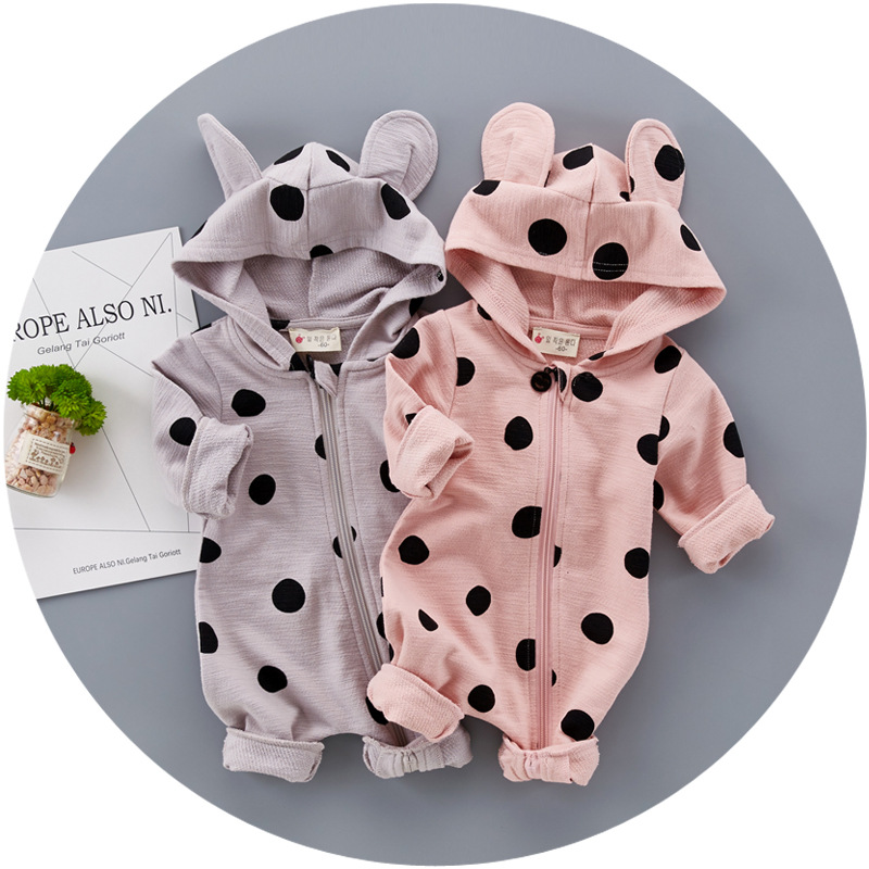 Newborn Baby Clothes Cartoon Baby Rompers Long Sleeve Baby Girls Clothing Spring Baby Boy Jumpsuits Roupas Bebes Infant Costume 2017 spring newborn rompers baby boys girls clothes long sleeve cute cartoon face cotton infant jumpsuit queen ropa bebes 0 24m