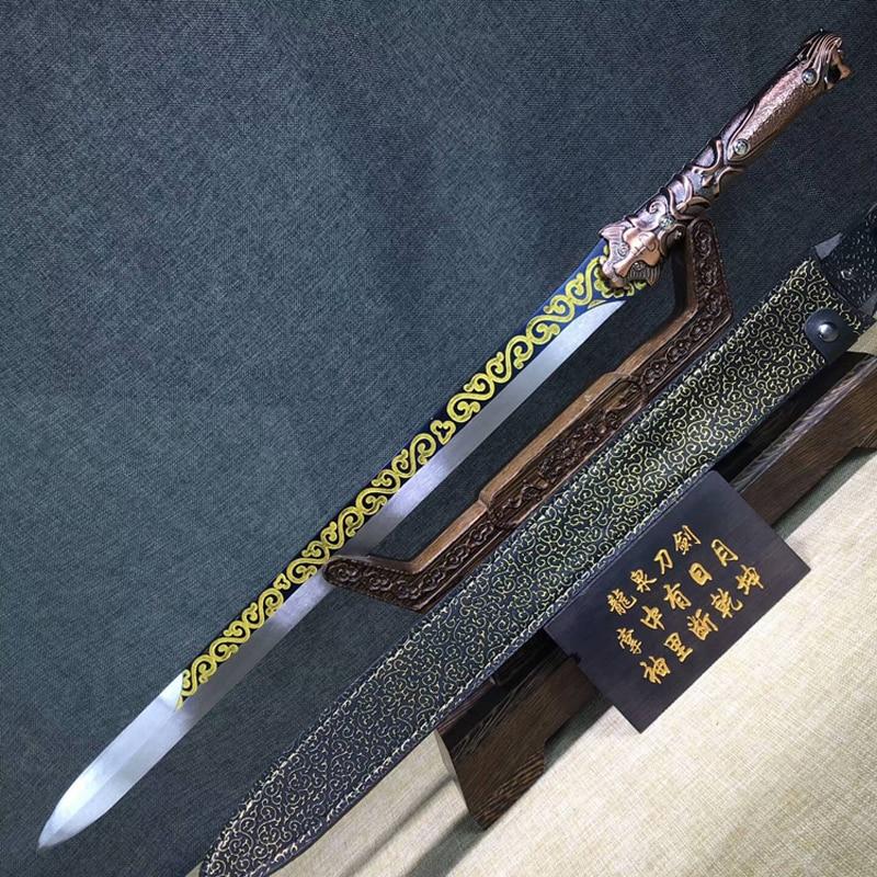 High Manganese Steel Sword 3