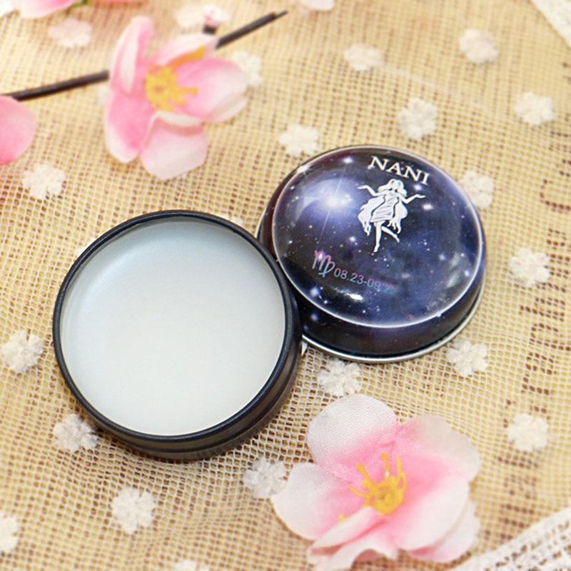 NANI 12 Zodiac Sign Compact Scented Body Balm Skin Care Crea