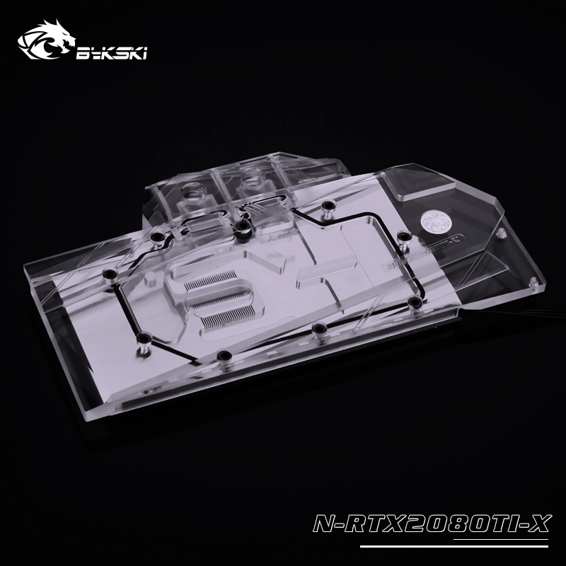 Seller recommend Bykski GPU cooler compatible NVIDIA RTX 2080 Ti VGA water block fit founders NVIDIA RTX 2080 N RTX2080TI X in Fans Cooling from Computer Office