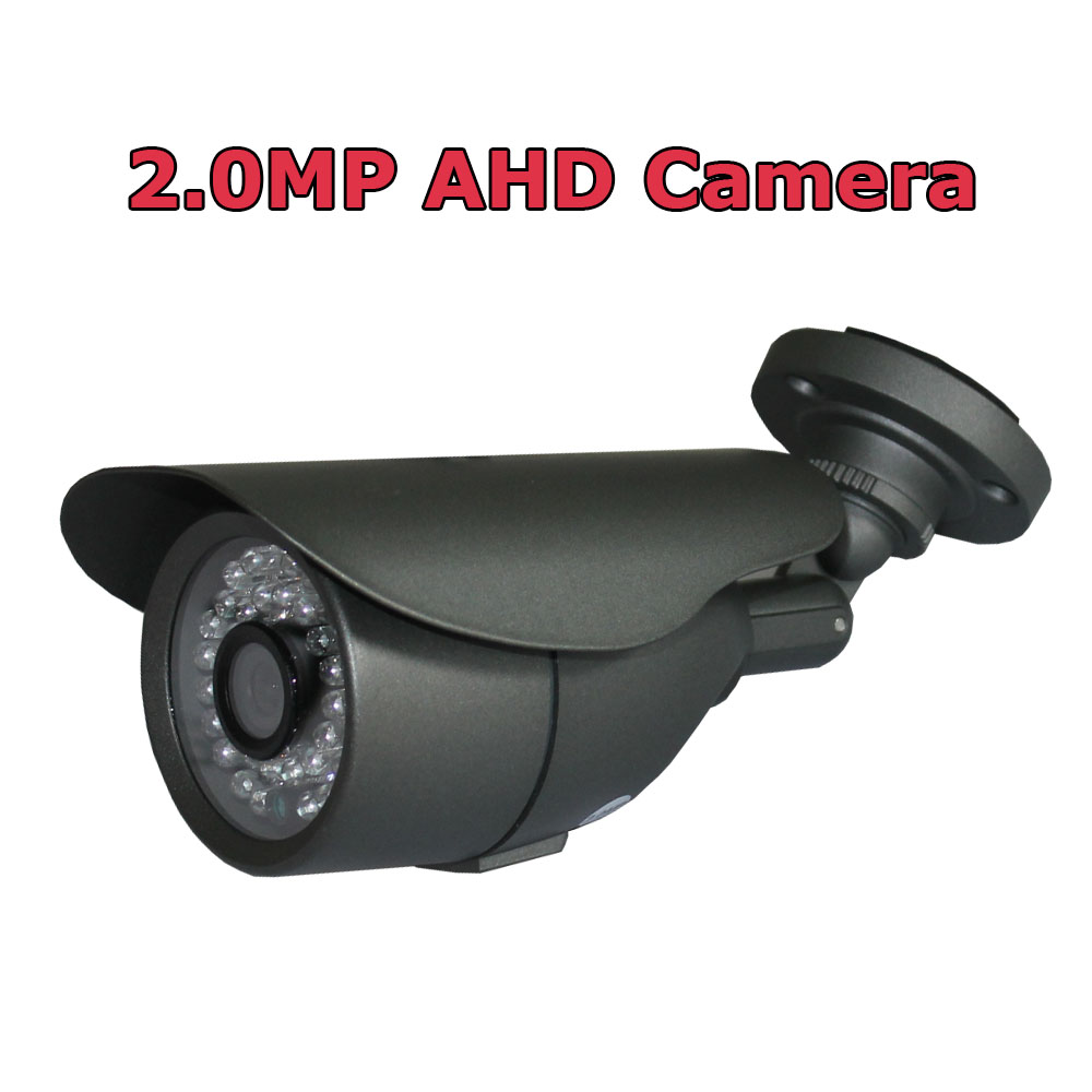 HD 1080P AHD Camera Outdoor Waterproof IR Night vision 36pcs LED CCTV Security Surveillance System AHD Cam IR Weatherproof cam zea afs011 600tvl hd cctv surveillance camera w 36 ir led white pal