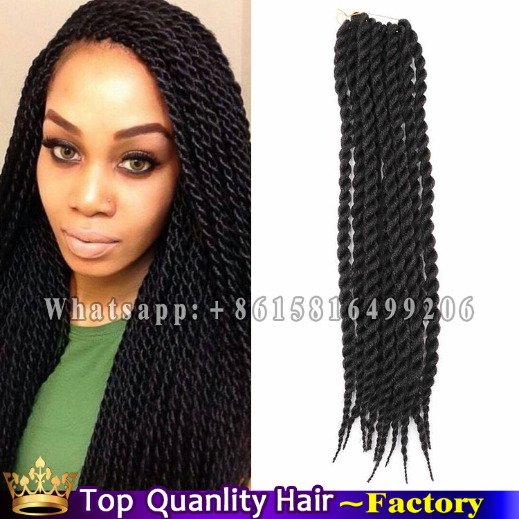Crochet Hair Packs : ... Est 5 10pack Havana Mambo Twist Synthetic Hair Crochet Braids Black