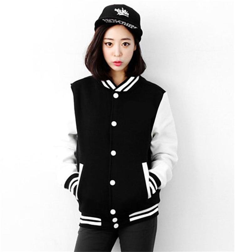 Super Junior Kpop wear baseball kpop SJ sweatshirts coat jacket ...