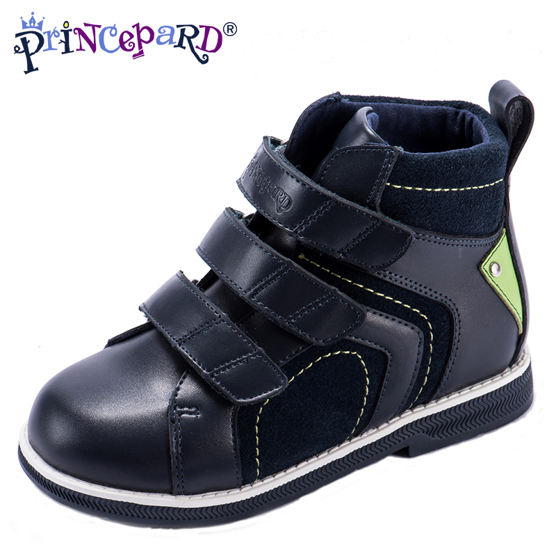 Princepard 2018 autumn new orthopedic shoes for boys navy ... Orthopedic Shoes For Kids That Tiptoe